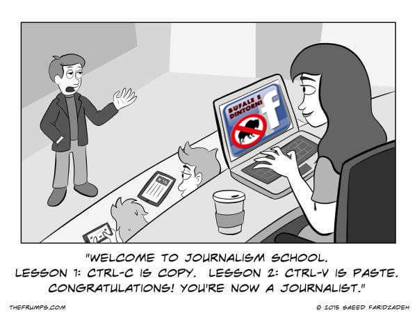 giornalisti
